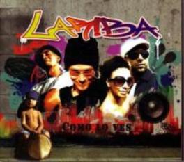 COMO LO VES Audio CD, LARIBA, CD