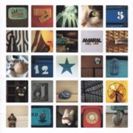 AMARAL 1998-2008 AMARAL, CD