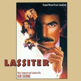 LASSISTER BY KEN THORNE OST, CD