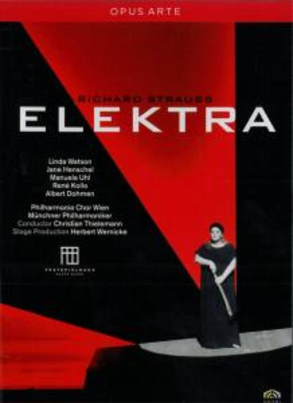 ELEKTRA, STRAUSS, RICHARD, THIELEMANN MUNICH P.O./THIELEMANN/NTSC/ALL REGIONS DVD, R. STRAUSS, DVDNL