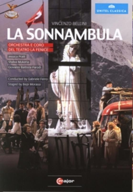LA SONNAMBULA V. BELLINI, DVDNL