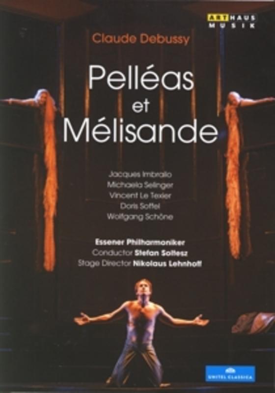 PELLEAS ET MELISANDE C. DEBUSSY, DVDNL