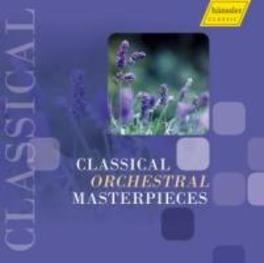 CLASSICAL ORCHESTRAL.. .. MASTERPIECES//WORKS BY HAYDN/MOZART/BACH/BEETHOVEN Audio CD, V/A, CD