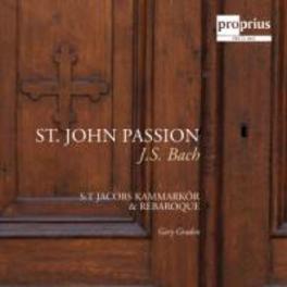 JOHANNES PASSION J.S. BACH, CD