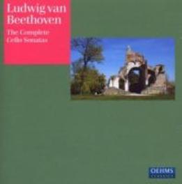 COMPLETE SONATAS CELLO & SCHIEFEN/PERL Audio CD, L. VAN BEETHOVEN, CD