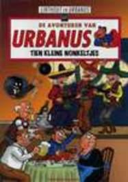 Tien kleine nonkeltjes De avonturen van Urbanus, Urbanus, Paperback