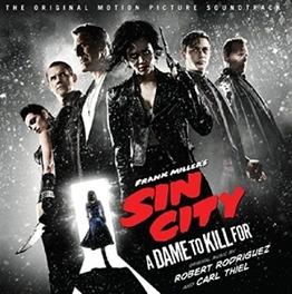 SIN CITY 2 FT. AEROSMITH'S STEVEN TYLER ON SKIN CITY OST, CD