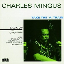 TAKE THE A TRAIN Audio CD, CHARLES MINGUS, CD