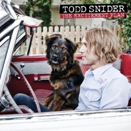 EXCITEMENT PLAN Audio CD, TODD SNIDER, CD