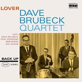 LOVER Audio CD, BRUBECK, DAVE -QUARTET-, CD