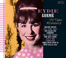 I'LL TAKE ROMANCE Audio CD, EYDIE GORME, CD