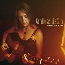 GENTLE AS THE SUN Audio CD, NAOMI SOMMERS, CD