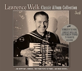 CLASSIC ALBUM COLLECTION Audio CD, LAWRENCE WELK, CD