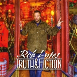 TRUTH & FICTION Audio CD, ROB LUTES, CD