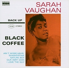 BLACK COFFEE Audio CD, SARAH VAUGHAN, CD