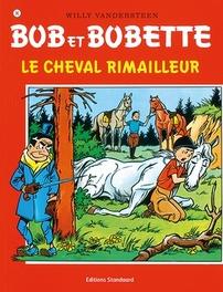 Le cheval rimailleur Bob et Bobette, Willy Vandersteen, Paperback