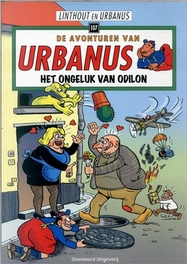 URBANUS 107. HET ONGELUK VAN ODILON Urbanus, Linthout, Willy, Paperback