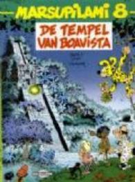 MARSUPILAMI 08. DE TEMPEL VAN DE BOAVISTA MARSUPILAMI, BATEM, FRANQUIN, ANDRÉ, Paperback