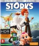 Storks, (Blu-Ray 4K Ultra HD)
