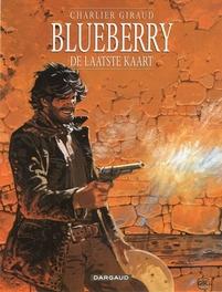 BLUEBERRY LT 21. DE LAATSTE KAART (22) BLUEBERRY LT, GIRAUD, JEAN, CHARLIER, JEAN-MICHEL, Paperback