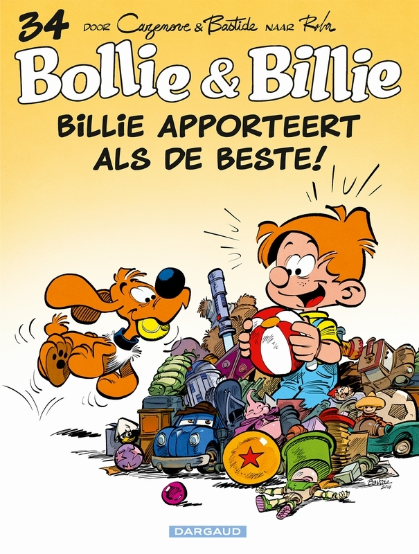 BOLLIE & BILLIE 34. BILLIE APPORTEERT ALS DE BESTE ! BOLLIE & BILLIE, Cazenove, Christophe, Paperback