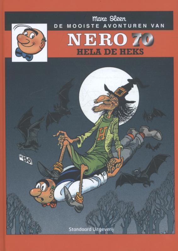 Hela de heks De avonturen van Nero, Marc Sleen, Hardcover