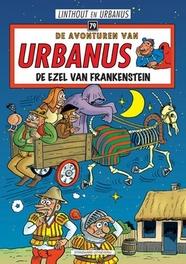De ezel van Frankenstein De avonturen van Urbanus, Willy Linthout, Paperback
