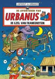 De ezel van Frankenstein URBANUS, Linthout, Willy, Paperback