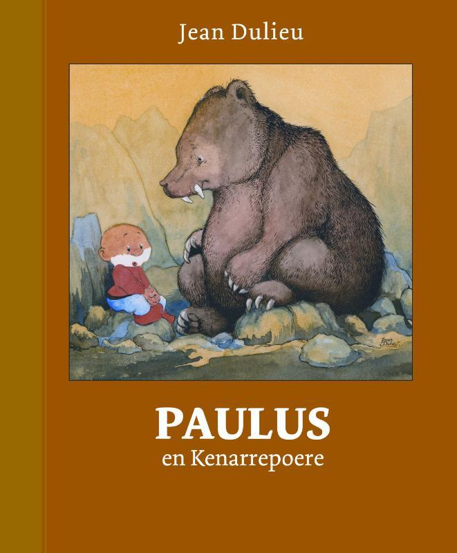 Paulus en Kenarrepoere Paulus de Boskabouter Gouden Klassiekers, Jean Dulieu, Hardcover