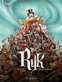 RIJK 01. HET SEIZOEN DER DEMONEN RIJK, Runberg, Sylvain, Paperback
