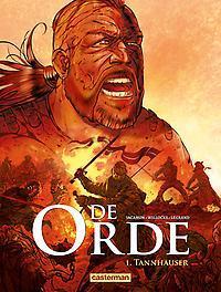 DE ORDE 01. TANNHAUSER DE ORDE, Legrand, Benjamin, Paperback