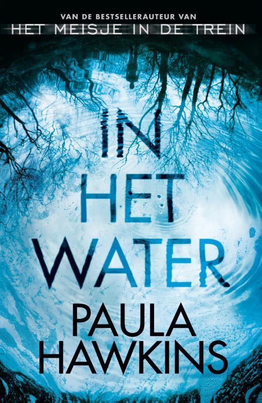 In het water Paula Hawkins, Paperback
