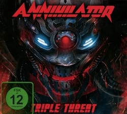 TRIPLE THREAT -BR+CD-