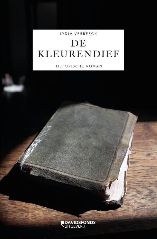 De kleurendief Verbeeck, Lydia, Paperback