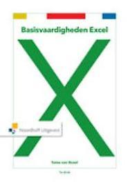 Basisvaardigheden Excel Van Boxel, Toine, Hardcover