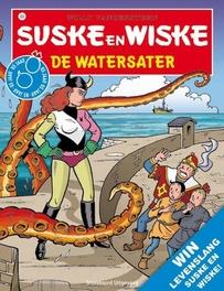 De watersater Suske en Wiske, Willy Vandersteen, Paperback