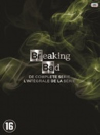 Breaking bad - The complete collection, (DVD) DVDNL