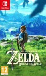 Legend of Zelda - Breath of the wild SWITCH