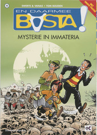 Mysterie in Immateria Basta!, Swerts, Vanas, T. Bouden, Paperback