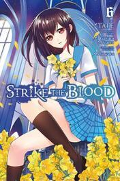Strike the Blood, Vol. 6 (Manga) Gakuto Mikumo, Paperback