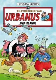 Urb en Anus URBANUS, Linthout, Willy, Paperback