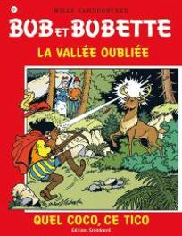 Vallee oubliee quel coco ce tico Willy Vandersteen, Paperback