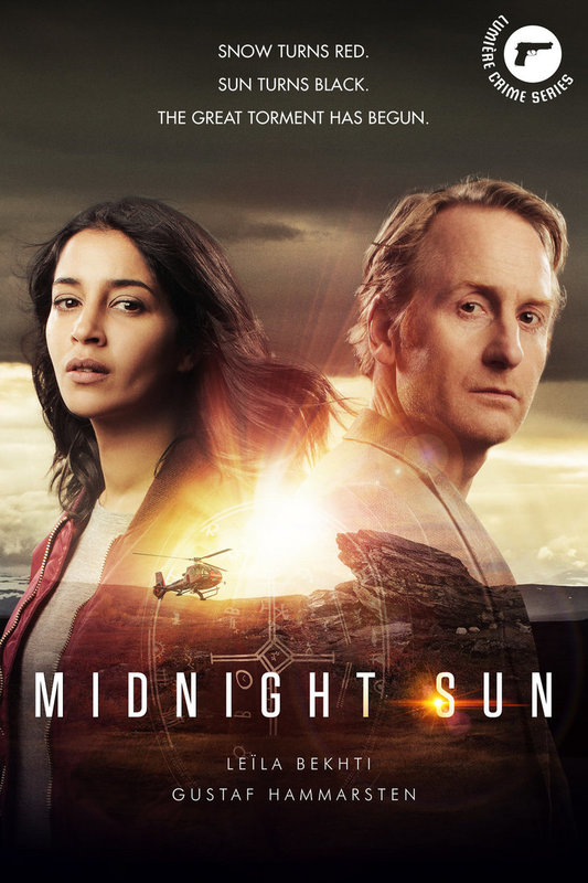 Midnight sun, (DVD) CAST: LEILA BEKHTI, GUSTAF HAMMARSTEN, PETER STORMARE DVDNL
