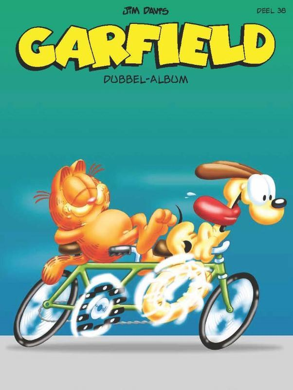 Garfield Dubbelalbum: 38 GARFIELD DUBBELALBUM, Davis, Jim, Paperback