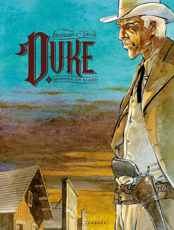 DUKE 01. MODDER EN BLOED DUKE, Huppen, Yves, Paperback