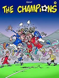 The Champions: 28 CHAMPIONS, Gürsel, Paperback