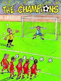 CHAMPIONS 12. CHAMPIONS, Gurcan Gurcel, Paperback