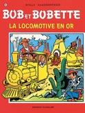 La locomotive en or