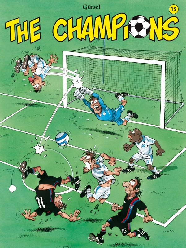 The Champions: 15 CHAMPIONS, Gürsel, Paperback