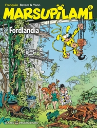 MARSUPILAMI 06. FORDLANDIA